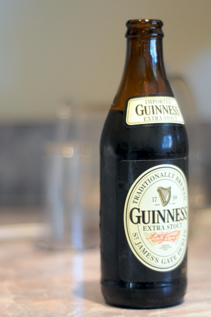 Bottle of Guinness