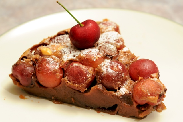 the clafouti a k a clafoutis is a french dessert