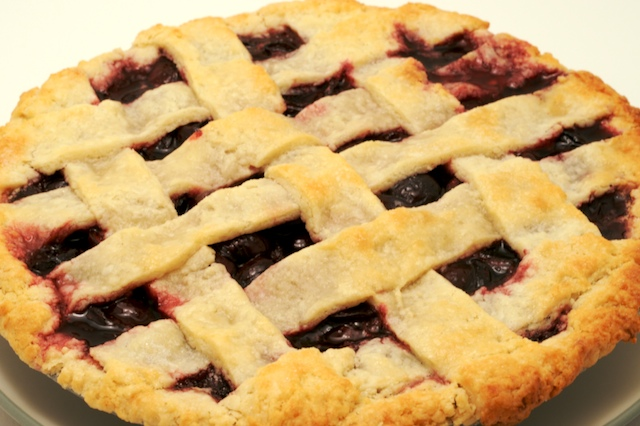 cherry pie. cherry pie, I was in love.