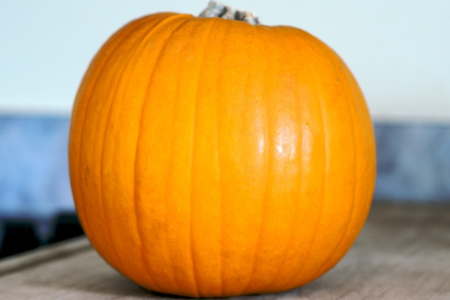I like to prepare my pumpkin puree well ahead of when I need it. Its an  easy task, but its even easier if you do it a day ahead.
