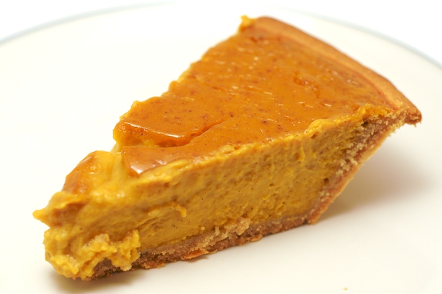 Pumpkin Pie, perfected! from Mike's Table
