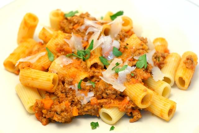 Ragù alla Bolognese (Bolognese Sauce) from Mike's Table