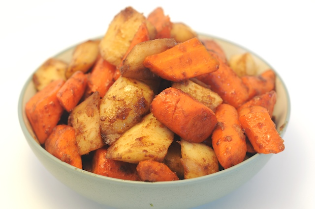 ... lightly glazed new recipes baked parsnips and carrots with sausages