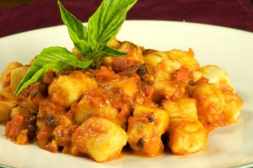 Potato Ricotta Gnocchi