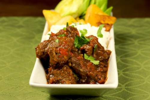 Seco de Carne con Tamarindo
