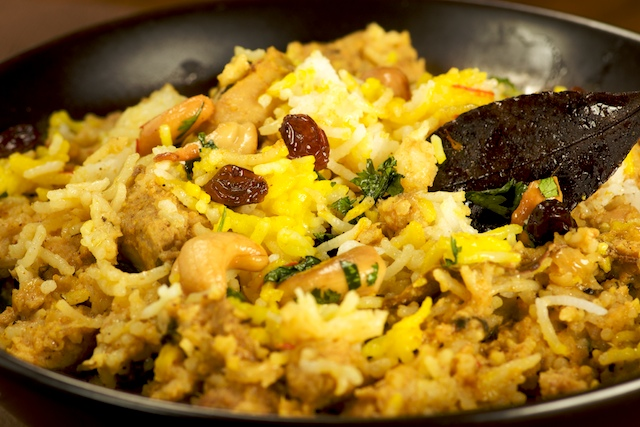 Chicken Biryani from Mike's Table