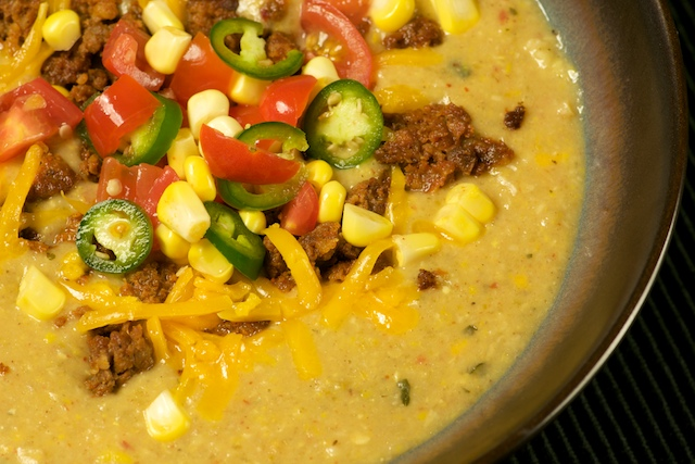chipotle roasted corn soup corn soup with chipotle chipotle corn soup ...