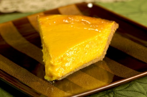 Honey Mango Pie