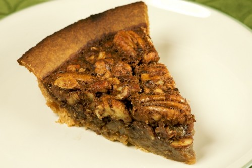 Chocolate and Maple Nut Tart