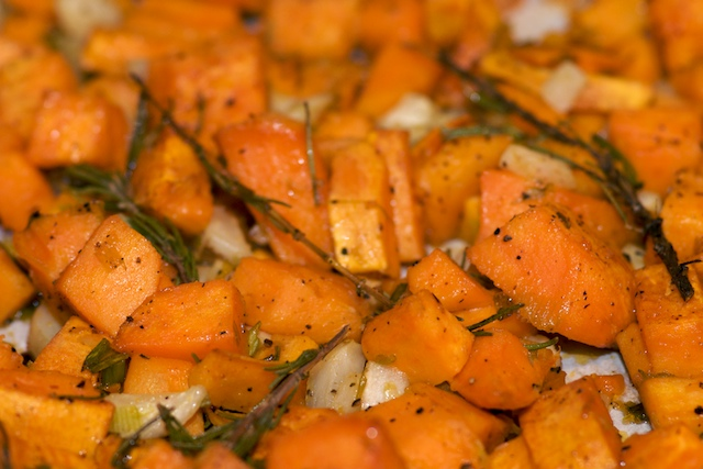 If that sweet potato side dish I mentioned earlier caught your eye, I ...