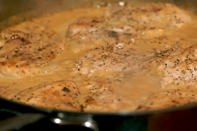 seared chicken breasts the chicken is simple nicely skillet chicken ...