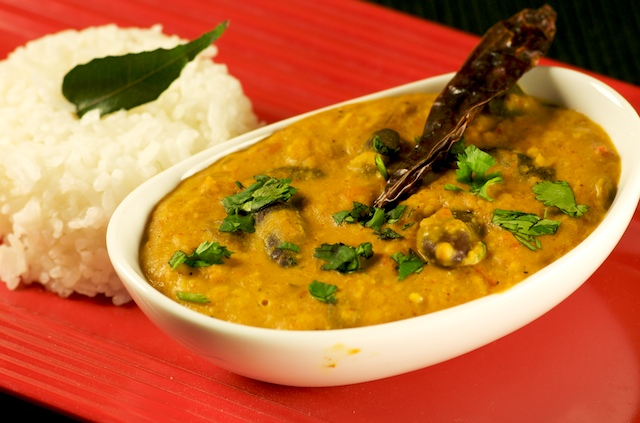 Dal Makhani (Indian Butter Lentils) from Mike's Table